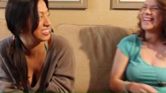 Seductive Girls Gagging And Spitting Contest Vomit Puke Puking Vomiting Barf