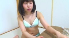 Vomiting By A Japanese Girl
