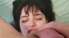 Teen Gets Facefucked And Rims Her Boyfriend